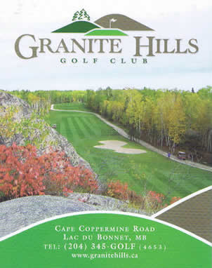 Granite Hills Golf Course